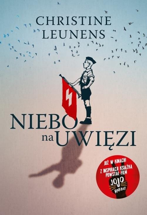 okładka Niebo na uwięzi, Książka | Leunens Christina