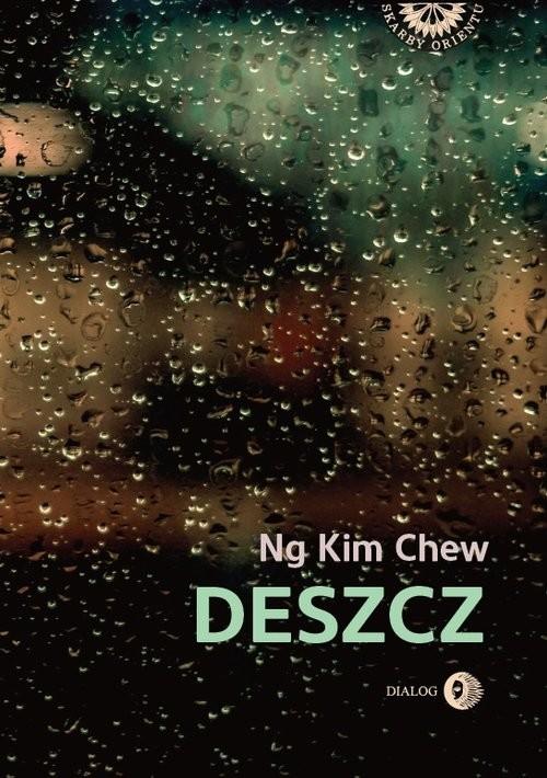 okładka Deszcz, Książka | Kim Chew Ng