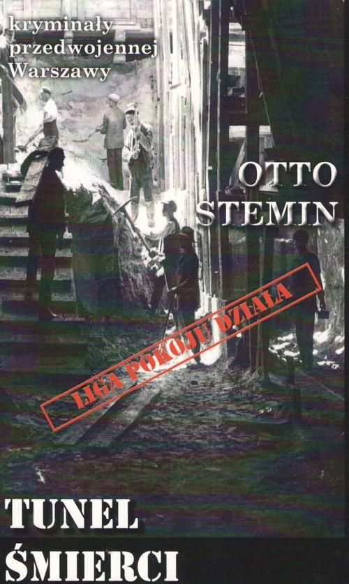 okładka Tunel śmierci, Książka | Otto Stemin