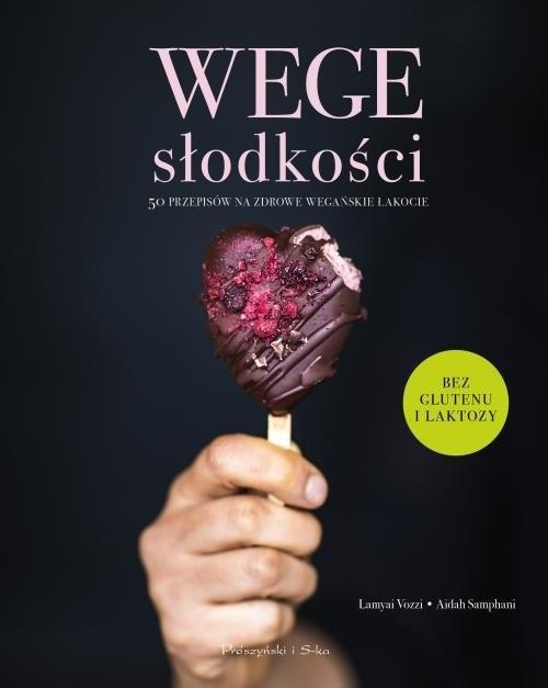 okładka Wege słodkości, Książka | Aidah Samphani, Lamyai Voizzi