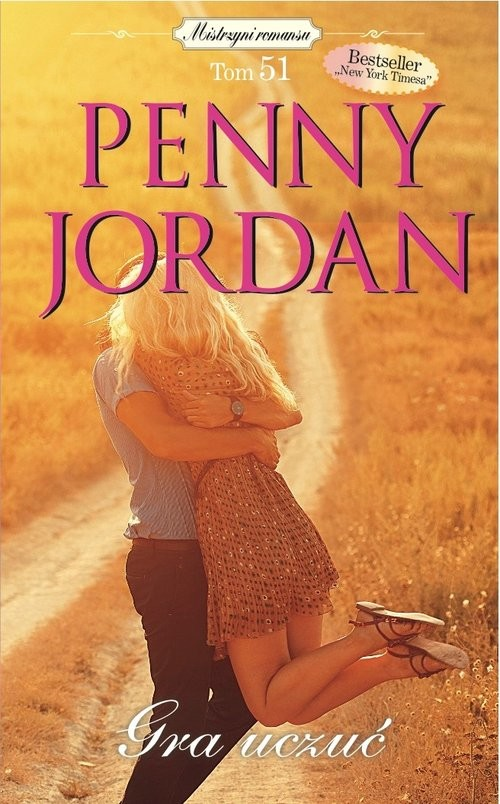 okładka Gra uczuć Gra uczuć, Książka | Penny Jordan