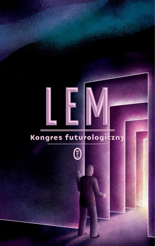 okładka Kongres futurologiczny, Książka   Stanisław Lem