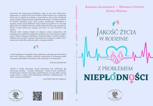 okładka Jakość życia w rodzinie z problemem niepłodności, Książka | Zbiorowy