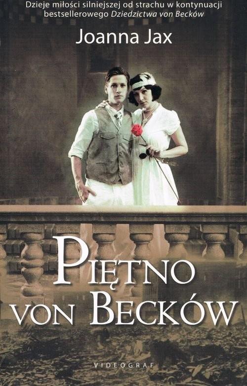 okładka Piętno von Becków (wyd. 2020), Książka | Joanna Jax