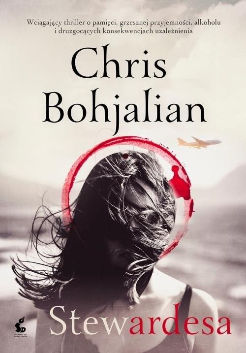 okładka Stewardesa, Książka | Chris Bohjalian