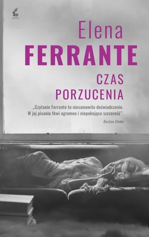 okładka Czas porzucenia, Książka | Elena Ferrante