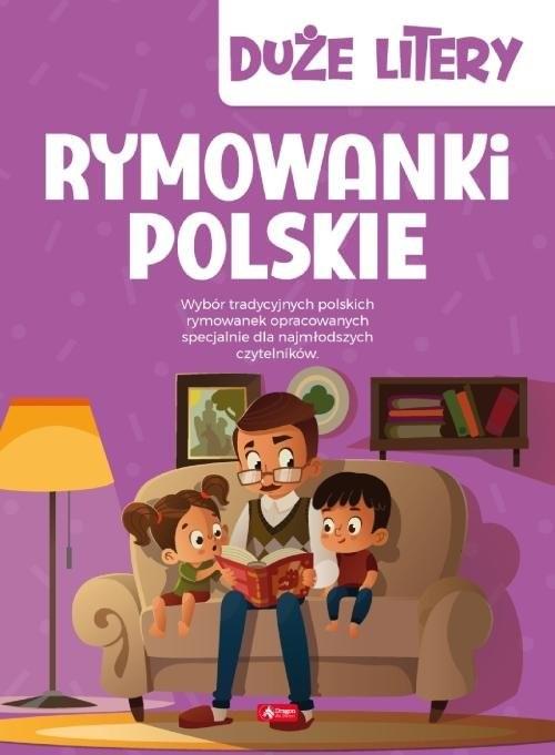 okładka Rymowanki polskie Duże literyksiążka |  | null null