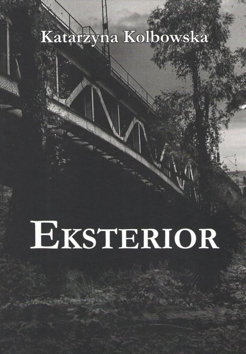 okładka Eksterior, Książka | Kolbowska Katarzyna