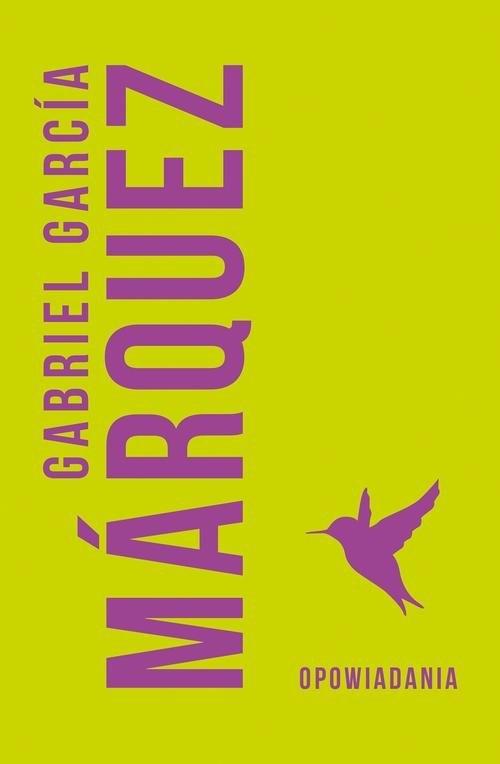okładka Opowiadania, Książka | Gabriel Garcia Marquez