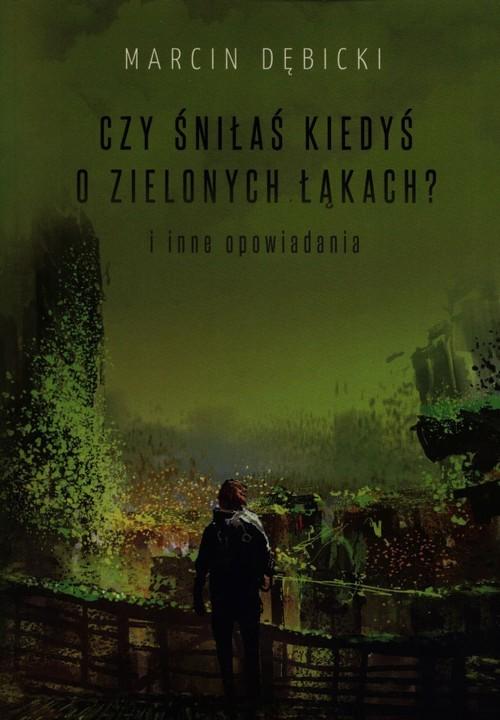 okładka Czy śniłaś kiedyś o zielonych łąkach i inne opowiadania, Książka | Marcin Dębicki