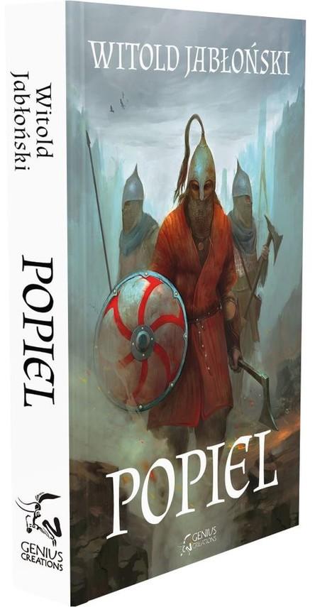 okładka Popiel, Książka | Jabłoński Witold