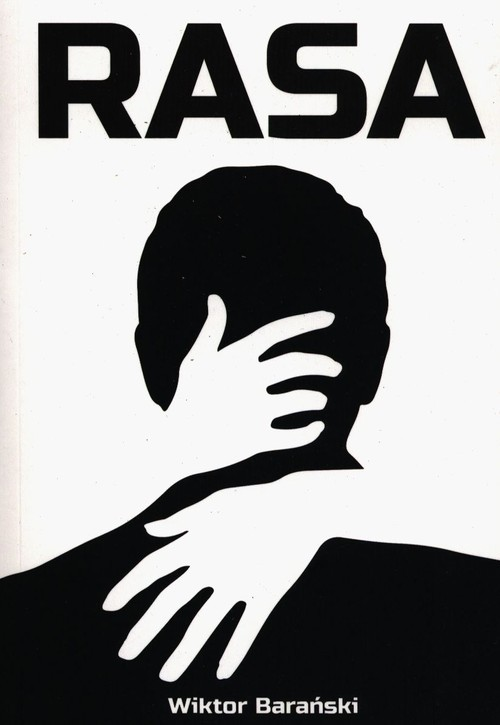 okładka Rasa, Książka | Barański Wiktor