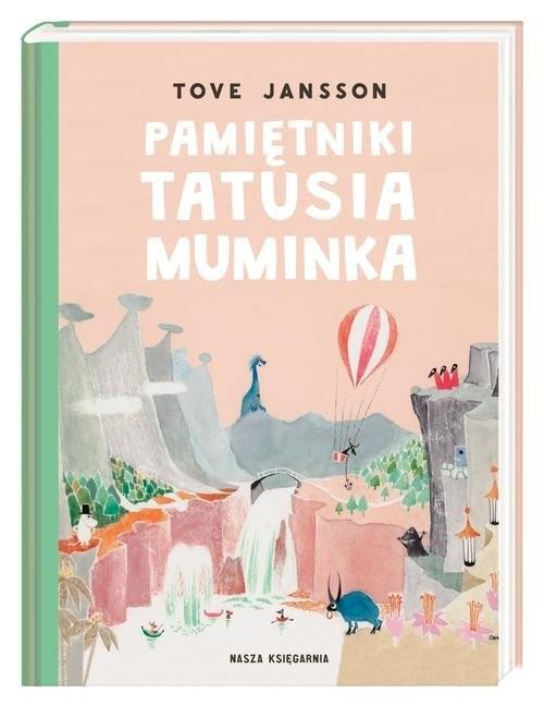 okładka Pamiętniki Tatusia Muminkaksiążka      Tove Jansson