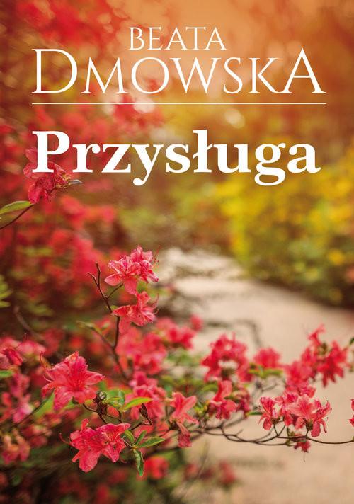 okładka Przysługa, Książka | Beata Dmowska