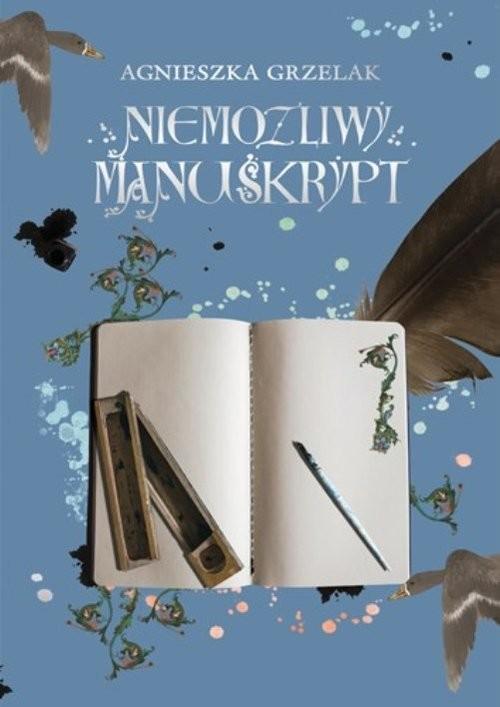 okładka Niemożliwy manuskrypt Niemożliwy manuskrypt, Książka | Agnieszka Grzelak