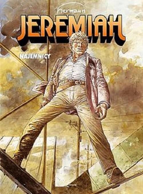 okładka Jeremiah 20 Najemnicy, Książka | Hermann Huppen