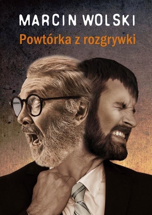 okładka Powtórka z rozgrywki, Książka | Marcin Wolski