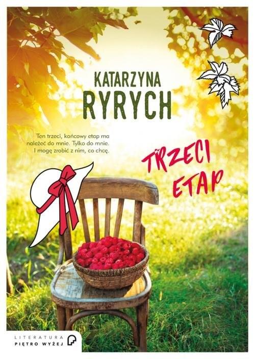 okładka Trzeci etap, Książka | Katarzyna  Ryrych
