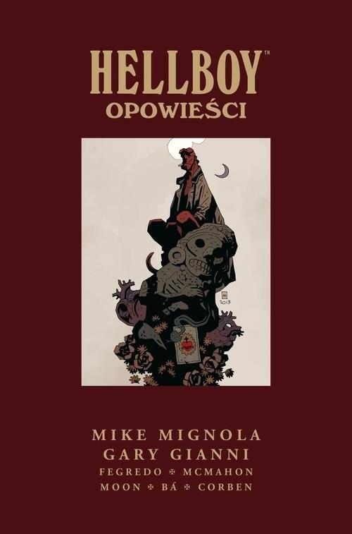 okładka Hellboy Opowieści, Książka | Mike Mignola, Gary Gianni