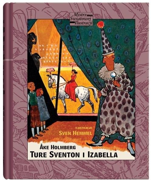 okładka Ture Sventon i Izabellaksiążka |  | Holmberg Ake