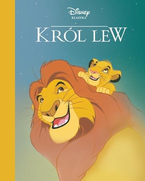 okładka Król Lew Nostalgia, Książka | Korman Justine