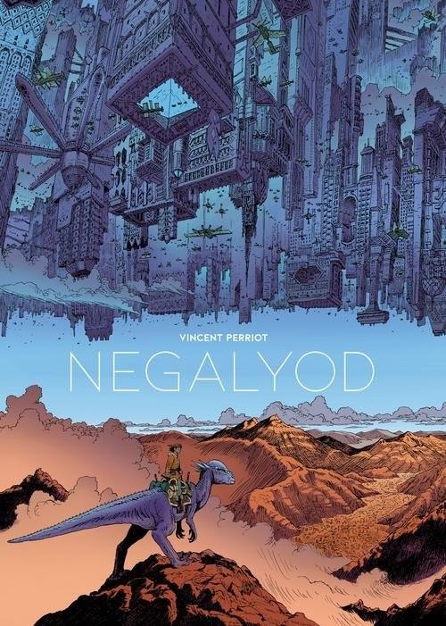okładka Negalyod, Książka | Perriot Vincent