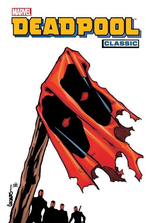 okładka Deadpool Classic T.8, Książka | Frank Tieri, Buddy Scalera