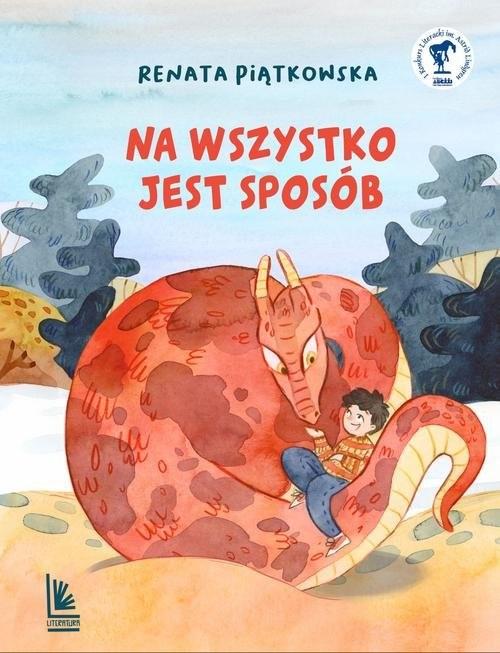 okładka Na wszystko jest sposób, Książka   Renata  Piątkowska