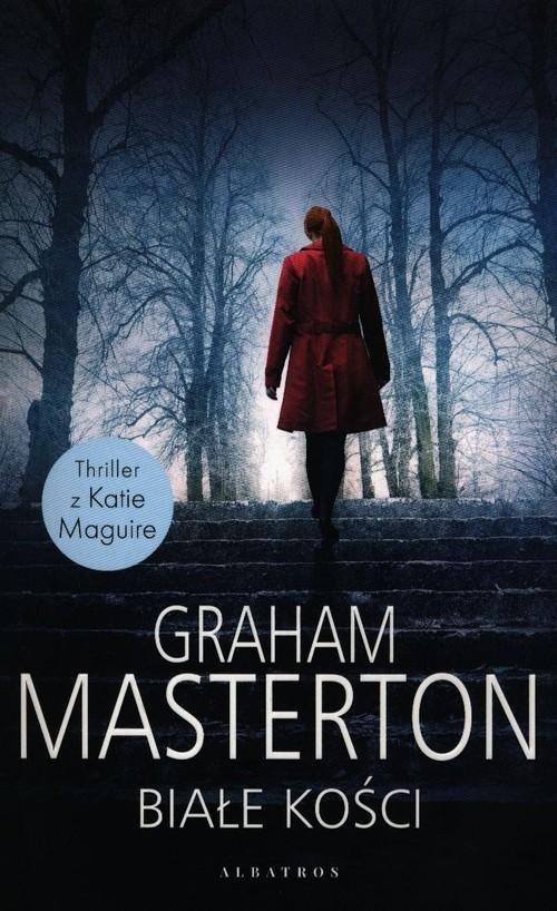 okładka Białe kości, Książka | Graham Masterton