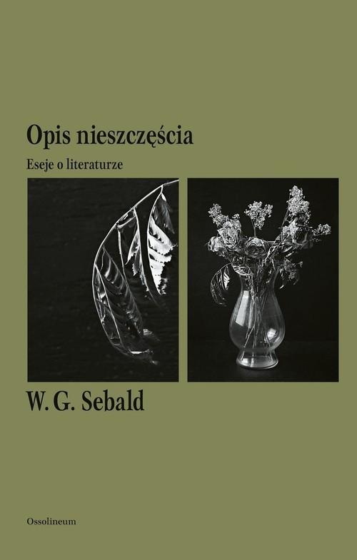okładka Opis nieszczęścia, Książka | Sebald W.G.