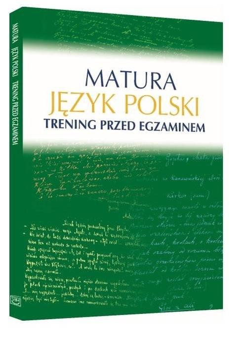 okładka Matura Język polski Trening przed egzaminem, Książka | Kosińska-Pułka Małgorzata
