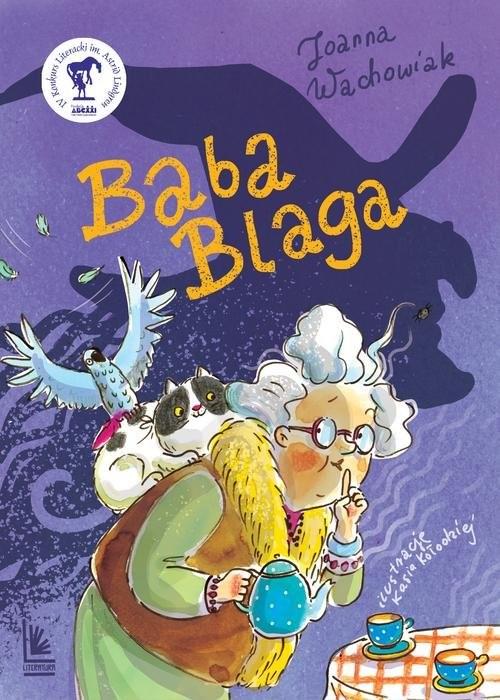 okładka Baba Blaga, Książka | Joanna  Wachowiak