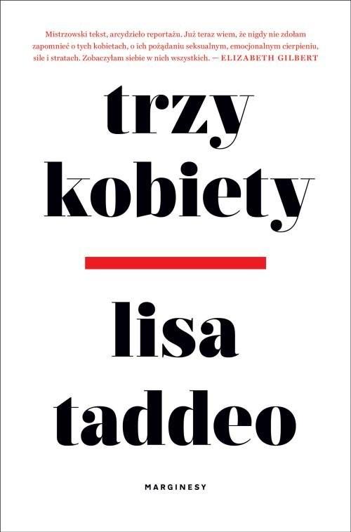 okładka Trzy kobiety, Książka | Lisa Taddeo