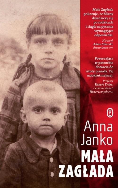 okładka Mała Zagładaksiążka      Anna Janko