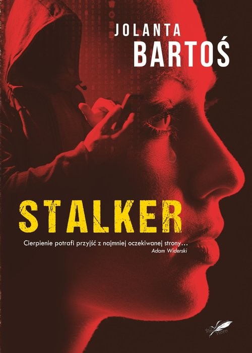 okładka Stalker, Książka | Bartoś Jolanta