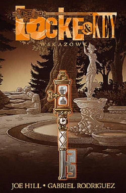 okładka Locke & Key 5 Wskazówki, Książka   Joe Hill