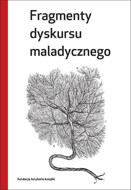 okładka Fragmenty dyskursu maladycznego, Książka |