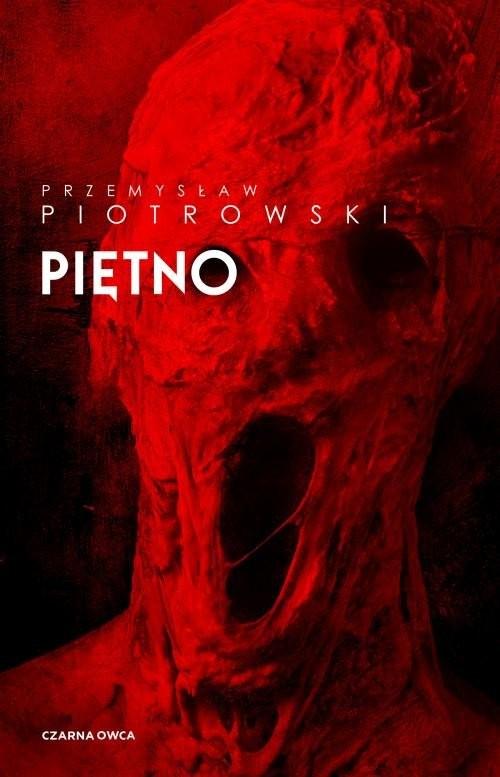 okładka Piętno, Książka   Przemysław Piotrowski