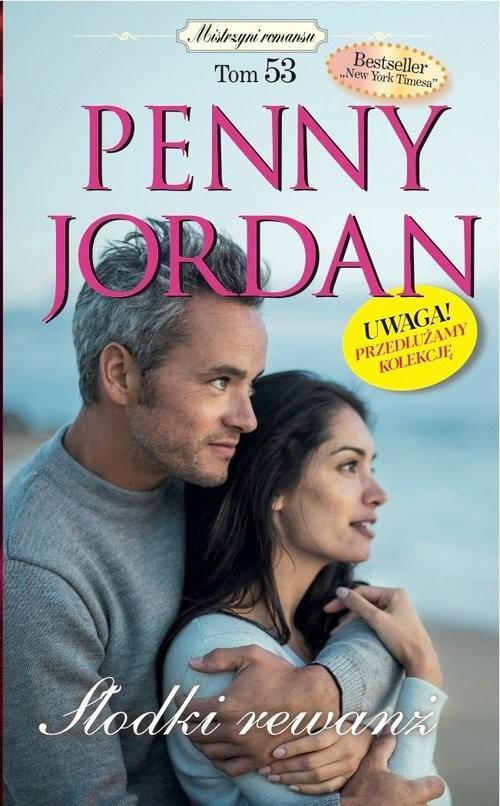 okładka Słodki rewanż, Książka | Penny Jordan