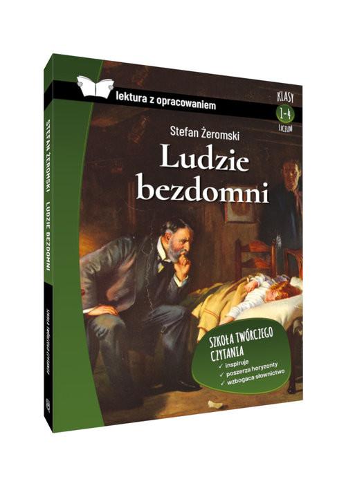 okładka Ludzie bezdomni lektura z opracowaniem, Książka | Stefan Żeromski
