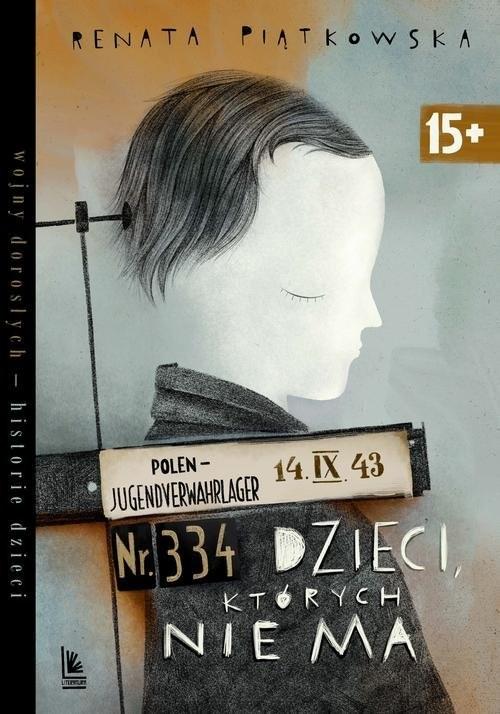 okładka Dzieci których nie ma, Książka   Renata  Piątkowska
