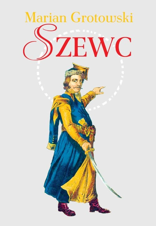 okładka Szewc, Książka | Grotowski Marian