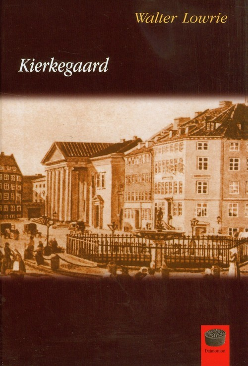 okładka Kierkegaard, Książka | Lowrie Walter