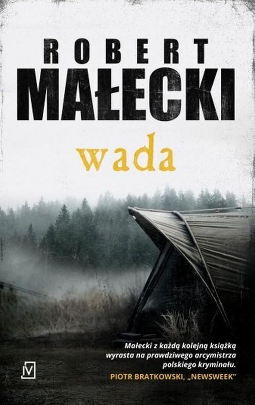 okładka Wada, Książka | Robert Małecki