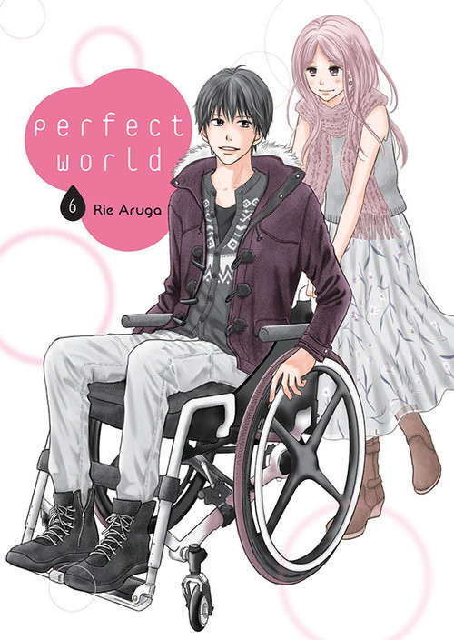 okładka Perfect World #06książka |  | Aruga Rie