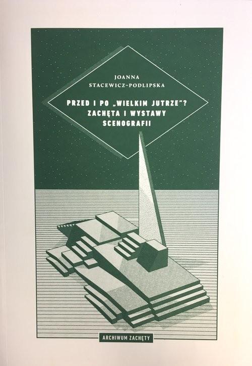 okładka Przed i po wielkim jutrze, Książka | Stacewicz-Podlipska Joanna
