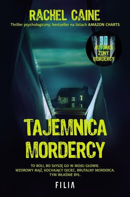 okładka Tajemnica mordercy, Książka | Rachel Caine