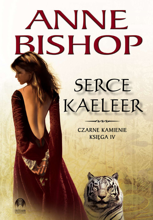 okładka Serce Kaeleer Tom 4 Czarne Kamienie, Książka | Anne Bishop
