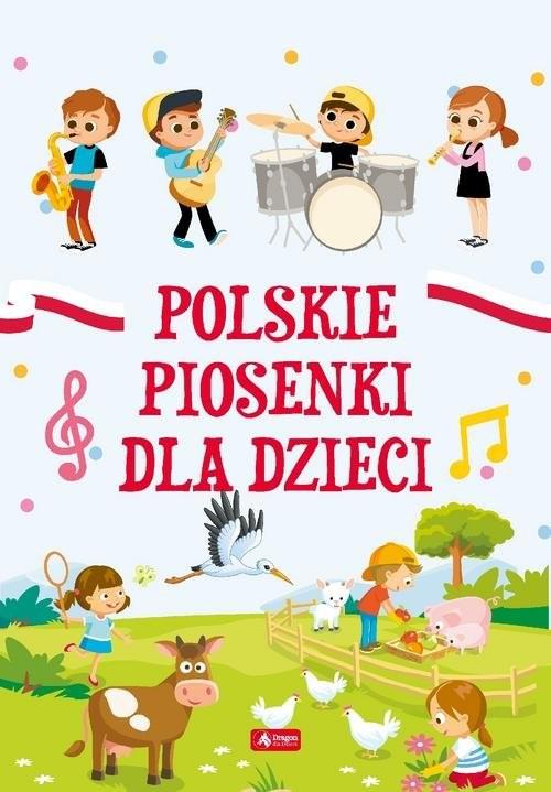 okładka Polskie piosenki dla dzieciksiążka |  |