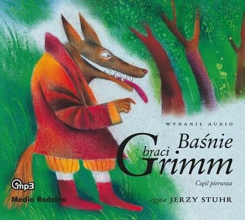 okładka Baśnie braci Grimm, Książka | Jakub Grimm, Wilhelm Grimm